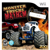 Monster Trucks Mayhem (Bundle) (Wii) -