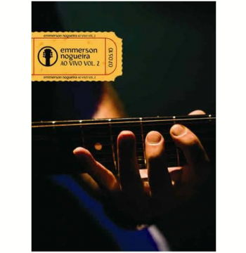 Emmerson Nogueira - Ao Vivo - Vol. 2 (DVD)
