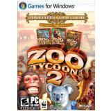 Zoo Tycoon 2: Coleção do Tratador (Jogo Original + 2 Expansões) (PC) -