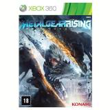 Metal Gear Rising: Revengeance (X360) -