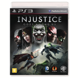 Injustice: Gods Among Us (PS3) -