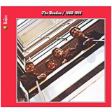 The Beatles (red) 1962-1966 (CD)