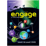 Engage 2 Dvd - Second Edition -