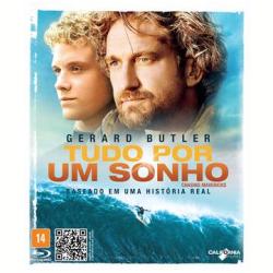 Blu - Ray - Tudo Por Um Sonho - Gerard Butler - 7898920257108