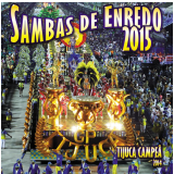 Sambas de Enredo 2015 (CD) -