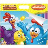 Galinha Pintadinha Super Colorindo - Atividades - Jefferson Ferreira