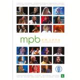 Mpb Em Cena - Dvd - Digipack (DVD) - Varios Interpretes