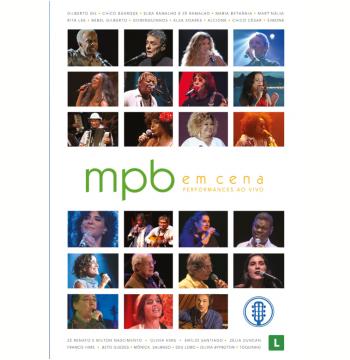 Mpb Em Cena - Digipack (DVD)