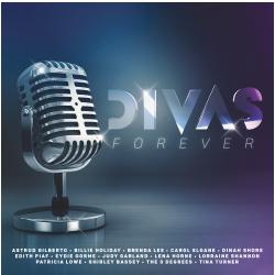 CDs - Divas Forever - Vários Artistas - 7899340706023