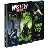 Mystery Magazine (O Monstro do Pântano + O Homem-coisa) (DVD) - Louis Jordan