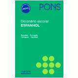 Dicionário Escolar Espanhol - Pons