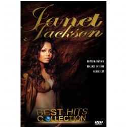 DVD - Janet Jackson - Best Hit ´ s Collection - Janet Jackson - 7898345480303