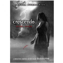 Livros - Hush, Hush - Crescendo - Becca Fitzpatrick - 9788580570090