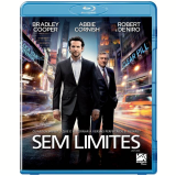 Sem Limites (Blu-Ray) - Robert De Niro, Bradley Cooper
