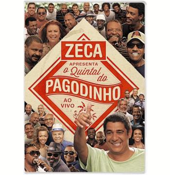 Zeca Pagodinho: O Quintal Do Pagodinho - Ao Vivo (DVD)