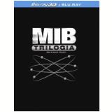 MIB - Homens de Preto - Trilogia (Blu-Ray) - Vários (veja lista completa)