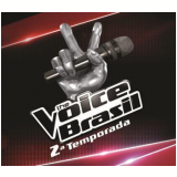 The Voice Brasil - 2ª Temporada (CD) - Vários