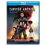 Capitão América - O Primeiro Vingador (Blu-Ray) - Tommy Lee Jones, Samuel L. Jackson, Hugo Weaving