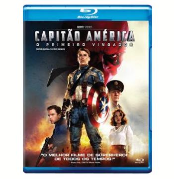 Capitão América - O Primeiro Vingador (Blu-Ray)