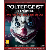 Poltergeist - O Fenômeno - Versão Estendida (Blu-ray 3d) + (Blu-Ray) - Gil Kenan (Diretor)