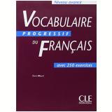 Vocabulaire Progressif Du Français Avance - Claire Miquel