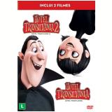 Hotel Transilvânia + Hotel Transilvânia 2 (DVD) - New Release