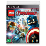 Lego Marvel Vingadores (PS3) -