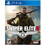 Sniper Elite 4 (PS4) -