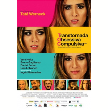 Toc: Transtornada Obsessiva Compulsiva (DVD)
