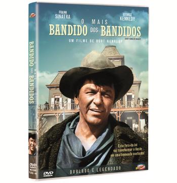 O Mais Bandido dos Bandidos (DVD)