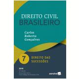 Direito Civil Brasileiro – Direito das Sucessões (Vol. 7) - Carlos Roberto Gonçalves