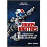 Jogos Digitais - Diego Zabot, Ecivaldo Matos