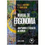 Manual de Ergonomia - Etienne Grandjean , H. J. Kroemer