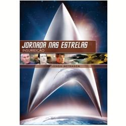 DVD - Jornada nas Estrelas IX - Insurreição - Patrick Stewart - 7890552096582