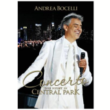 Concerto - One Night in Central Park - Andrea Bocelli (DVD)