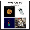 Box Coldplay - 4 Cds Catalogue Set (CD)