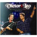 Victor & Léo - Ao Vivo E Em Cores (CD) - Victor & Leo
