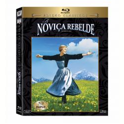 Blu - Ray - Edição Clássicos - A Noviça Rebelde - Christopher Plummer, Julie Andrews - 7898512983088
