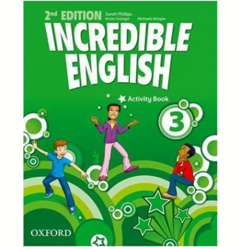 Incredible English 3 - Activity Book - Second Edition