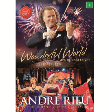 André Rieu - Wonderful World - Live In Maastricht (DVD)