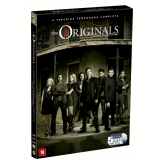 The Originals - 3ª Temporada (DVD) - Danielle Campbell, Leah Pipes, Daniel Gillies