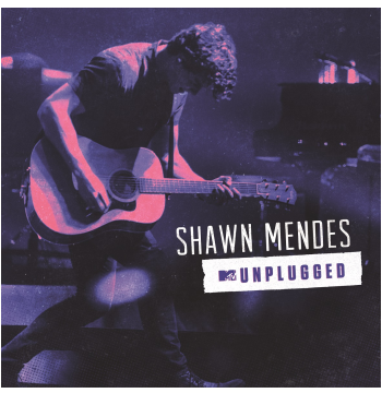 Shawn Mendes - MTv Unplugged (CD)