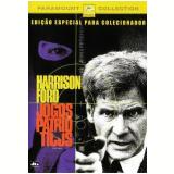 Jogos Patrióticos (DVD) - Harrison Ford, Samuel L. Jackson, Sean Bean