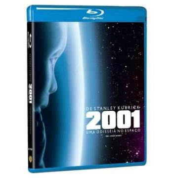 2001 - Uma Odisséia no Espaço (Blu-Ray)