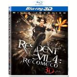 Resident Evil 4 - Recomeço - 3D (Blu-Ray) - Ali Larter