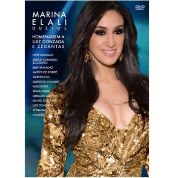 Marina Elali Duetos - Homenagem à Luiz Gonzaga e ZéDantas (DVD)