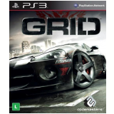 Race Driver: Grid 1 Reloaded (PS3) -