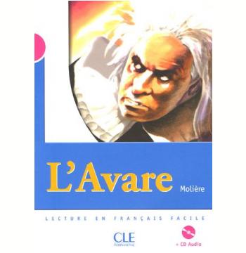 Avare, L´ (Niveau 3) Livre + CD