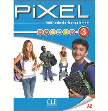 Pixel 3 - Eleve + DVD Rom