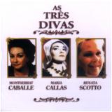 As Três Divas (CD) -